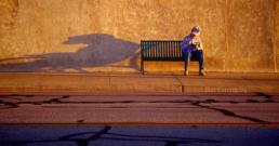 Хемералопия- невъзможност да се ориентираш вечер и нощем