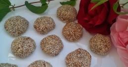Сусам, тахан и малини – нетрадиционни празнични вкусотии