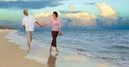 5 здравни ползи от разходката по плажа