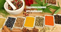 Здравословно и трайно отслабване с билки (рецепти)