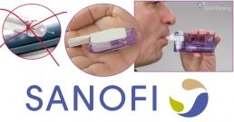 Sanofi и MannKind с лицензионно споразумение за бързодействащия инсулин за вдишване Afrezza